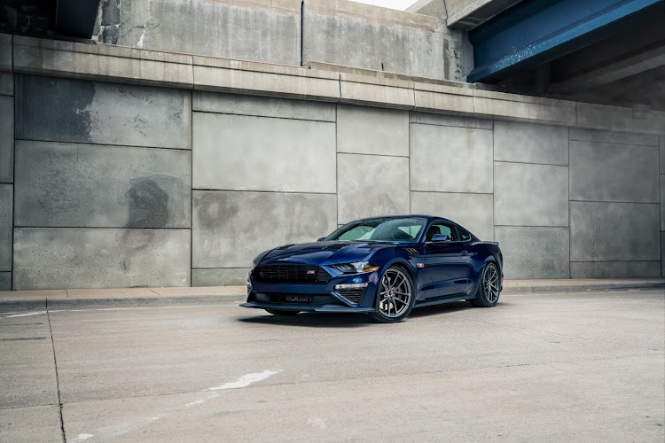 The Roush Mustang will launch locally during the second quarter of 2021.