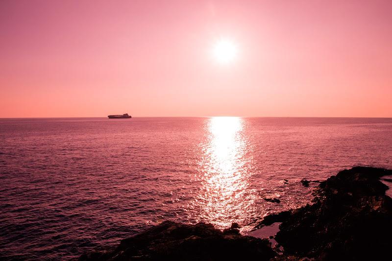 Tramonto rosa di Jamma5
