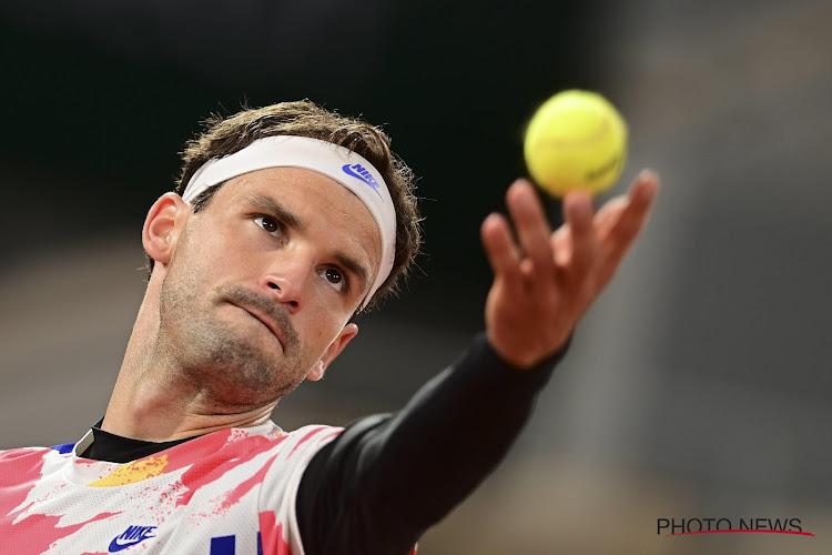 Dimitrov schakelt nummer drie van de wereld uit, Osaka en Serena Williams sluiten clashes winnend af bij dames