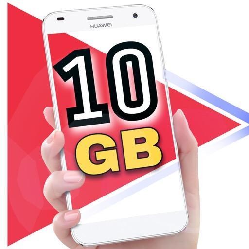 Bedava İnternet 10 GB Türk Telekom