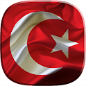 Flag of Turkey Video Wallpaper icon
