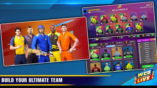 WCB LIVE Cricket Multiplayer: PvP Cricket Clash 0.4.9 screenshots 4