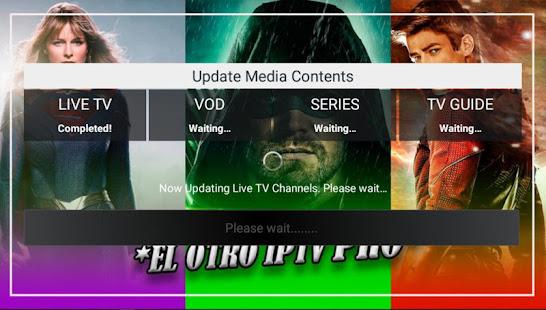 Download EL OTRO IPTV PRO For PC Windows and Mac apk screenshot 1