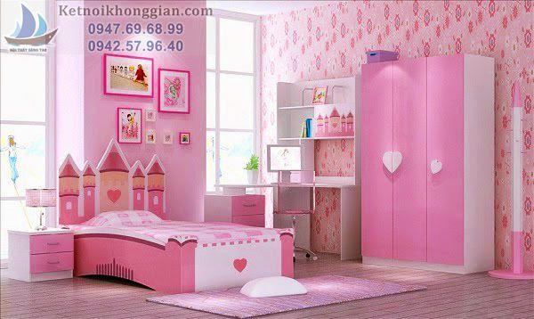 Thiết kế phòng ngủ cho bé theo phong thủy