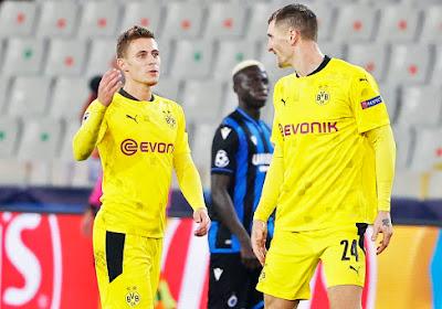 Thorgan Hazard en Thomas Meunier verzekeren zich van de Champions League dankzij 6de overwinnning op rij