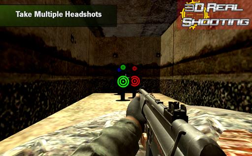 Real Gun Shooting Practice : Shooting Range android2mod screenshots 1