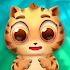 Animatch Friends - cute match 3 Free puzzle game