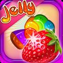 Jelly blast 2016 - new match 3 icon