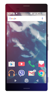 Touch | Theme for Sony Xperia- screenshot thumbnail