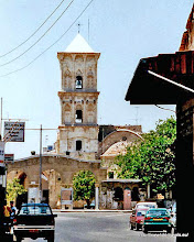 Photo: Larnaca. Lazaruskerk | Lazarus Church.