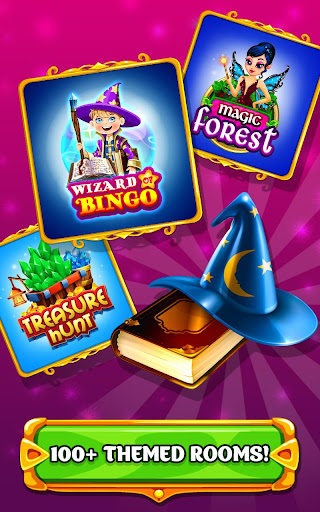 Wizard of Bingo 7.1.1 screenshots 2