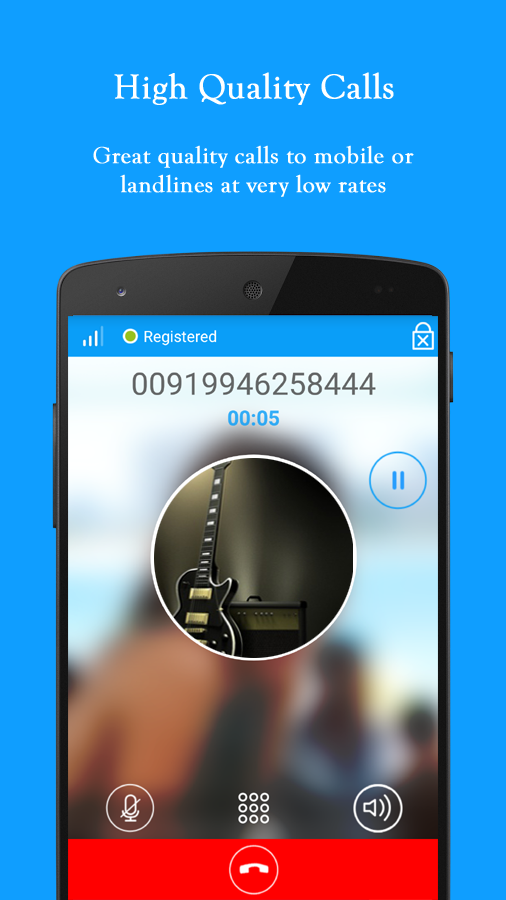 mene talk- International Calls- screenshot