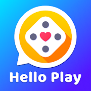 Hello Play- New People, Ludo && Carrom, Live Video