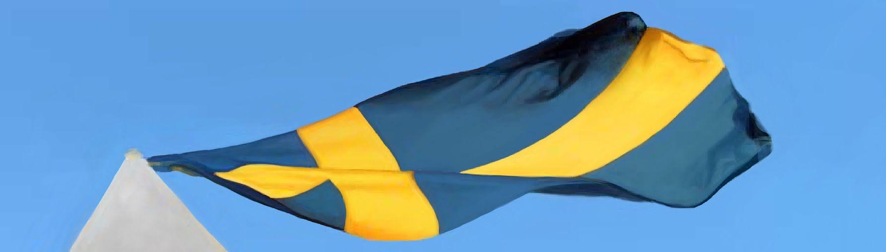 Svenska flaggor & vimplar