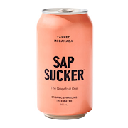 Grapefruit Sapsucker Sparkling Water