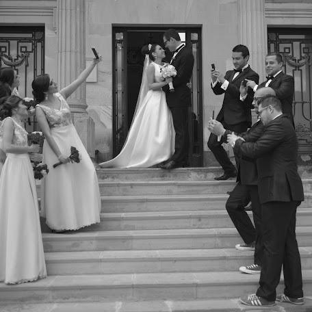 Svatební fotograf Miguel Ángel Díaz Cervantes (dazcervantes). Fotografie z 02.11.2017