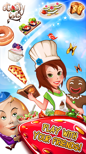 Tasty Tale: puzzle cooking game apkpoly screenshots 6