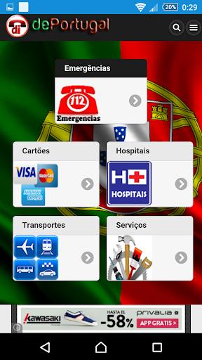 Emergencias de Portugal