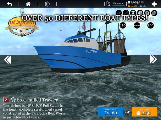 Ship & Boat Simulator uCaptain u26f5 Fun Fishing Games 4.995 screenshots 15