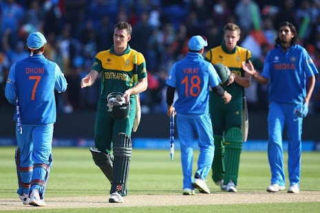 India vs South Africa 2018 Live Cricket Streaming - náhled