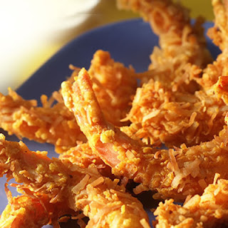 Coconut Shrimp.