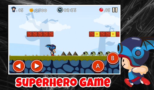 Super Hero Adventure World