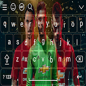 Keyboard For Manchester United