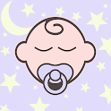 Baby White Noise & Lullaby by Lullin icon