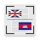 Image Scan Translator English Khmer