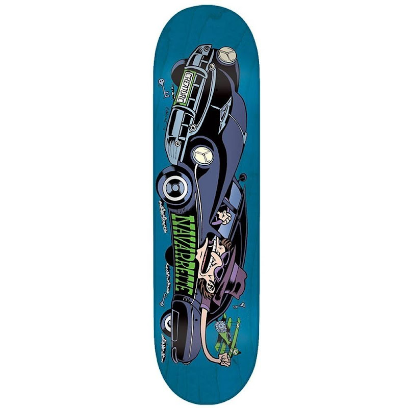 Creature Bagge It Navarette 8.8 Pro Skateboard Deck