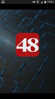 Screenshot of WAFF 48 Local News