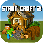 Start Craft 2 : Building & Crafting Icon