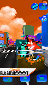 download crash bandicoot 3d apk latest version game for android