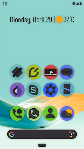 PC u7528 Smoon UI - Rounded Icon Pack 1