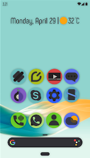 Smoon UI - Rounded Icon Pack Screenshot