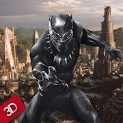 Black panther Adventure Infinity 3D APK