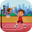 Basketball Set Shot icon