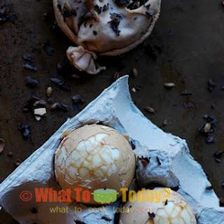 TEA-FLAVORED EGGS / 茶 葉 蛋 (10 eggs)