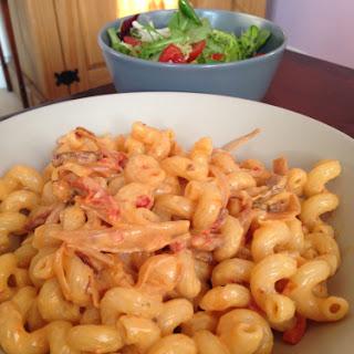 Jamie Olivers' Chorizo Carbonara