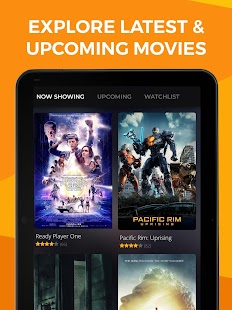 Popcorn: Movie Showtimes, Tickets, Trailers & News Capture d'écran