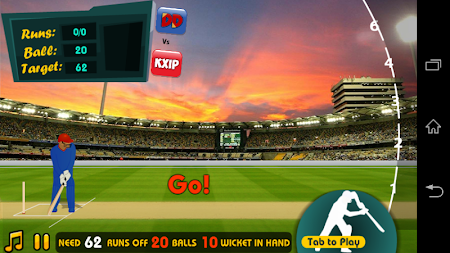 World Cricket: I.P.L T20 2016 0.1.2 screenshot 1181986