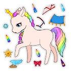 Chibi Unicorn – Kawaii Avatar Maker