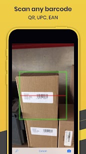 Orca Scan – Barcode Scanner to Excel Spreadsheet 3