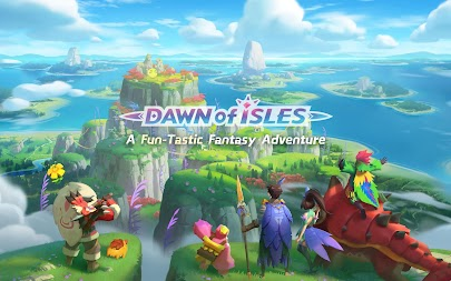 Dawn of Isles APK screenshot thumbnail 12