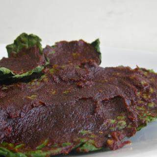 Raw Spicy Kale Jerky