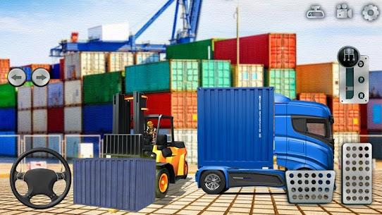 City Construction Simulator: Forklift Truck Game 6