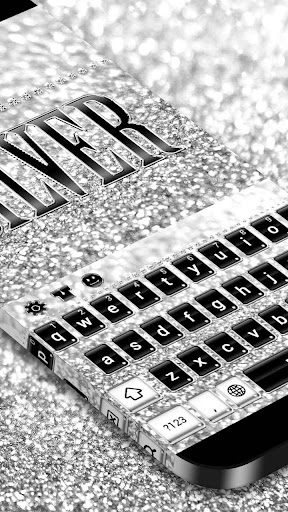 Silver Keyboard 10001005 screenshots 2