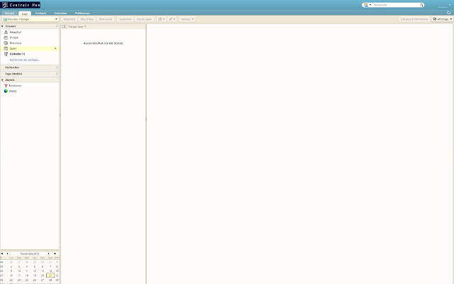 ECN Zimbra Chrome fix