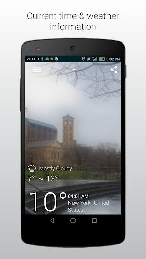 iWeather - Weather Forecast