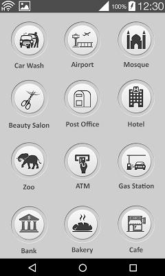 Road Navigation and Directions - screenshot